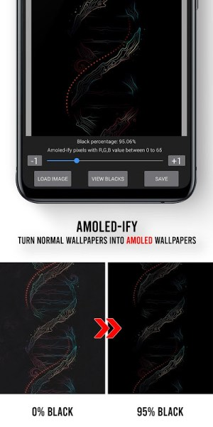 Amoled Wallpapers - HD & 4K 1.7.4 Screen 4