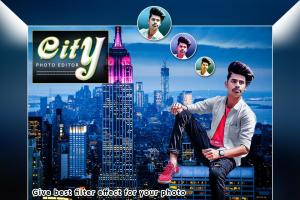 City Photo Editor - City Photo Frame 1.0.0.1 Screen 3