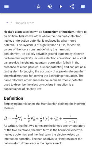 Quantum mechanics 8.5.4 Screen 6