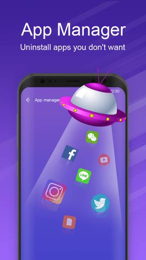 Nox Cleaner - Phone Cleaner, Booster, Optimizer 2.2.7c Screen 3