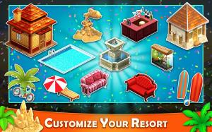 Resort Tycoon - Hotel Simulation Game 9.1c Screen 4