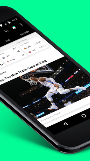 Bleacher Report 5.3.0 Screen 5