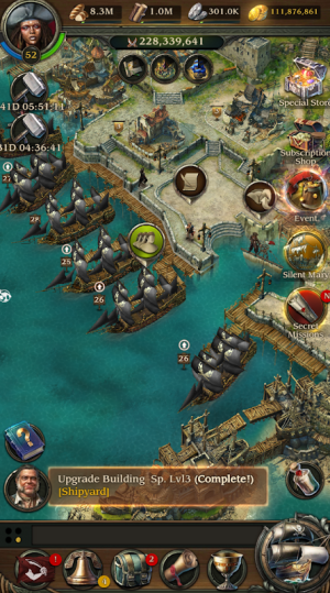 Pirates of the Caribbean: ToW 1.0.125 Screen 5