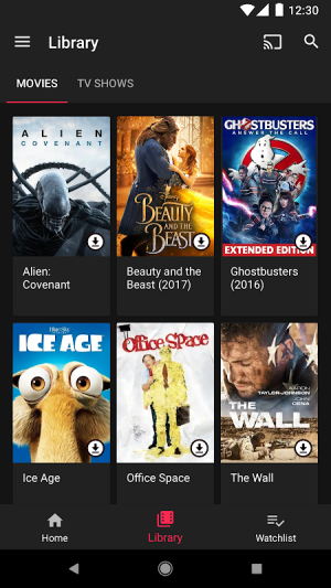 Google Play Movies & TV 4.12.8-tv Screen 3