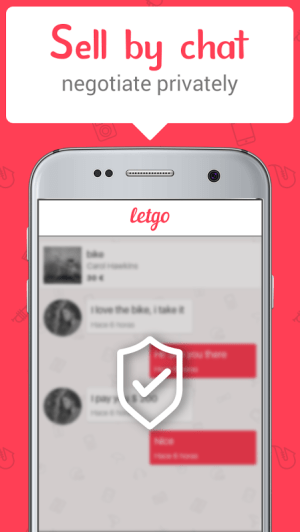 letgo 1.8.1 Screen 2