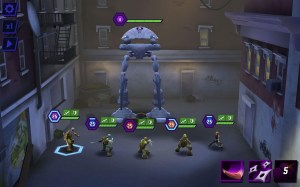 Android Ninja Turtles: Legends Screen 12