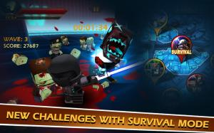 Android Call of Mini: Zombies Screen 7