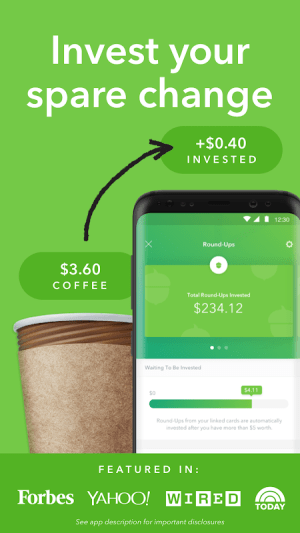 Acorns - Invest Spare Change 3.8.0 Screen 3