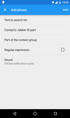 Xabber 2.6.6.645 Screen 7