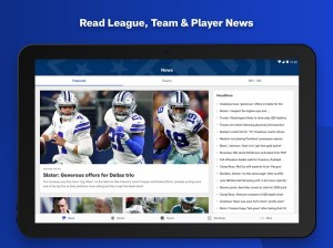 NFL 17.5.0 Screen 6