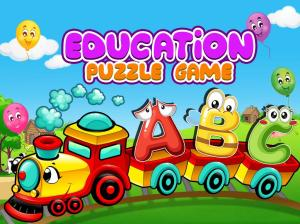 Learning Puzzle Game For preschoolers Kids 11.0 Screen 2