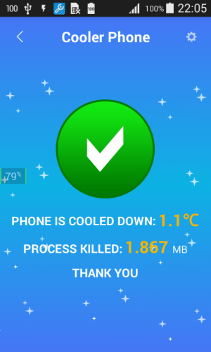 Cooler Phone for Samsung 1.0.4 Screen 4
