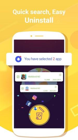 Apk Sharer /App Sender Bluetooth, Easy Uninstaller 3.4.3 Screen 1