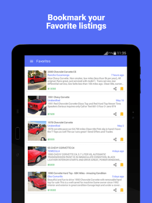 Android Daily Classifieds App Screen 11