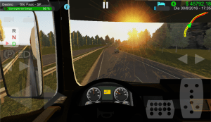 Heavy Truck Simulator 1.741 Screen 10