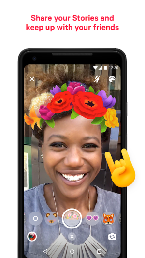 Messenger – Text and Video Chat for Free 221.0.0.0.34 Screen 3