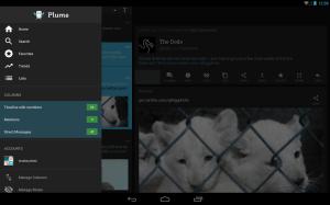Plume for Twitter 6.26.1 Screen 1