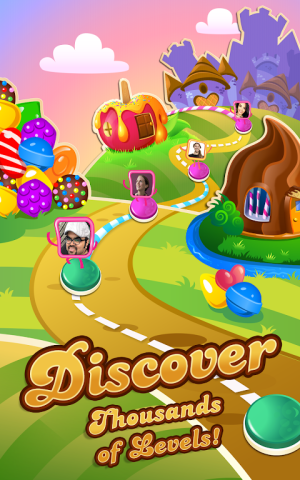 Candy Crush Saga 1.173.0.2 Screen 13