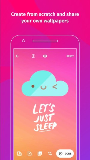 Android ZEDGE™ Wallpapers & Ringtones Screen 3