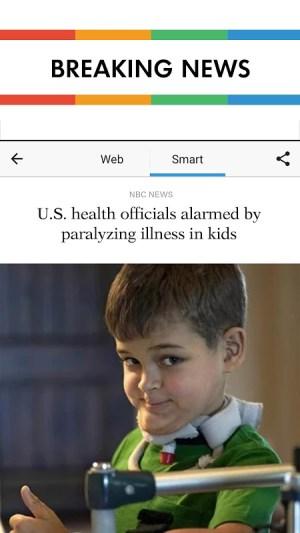 SmartNews: Local Breaking News 8.4.1 Screen 9