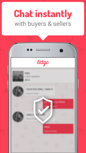 letgo: Buy & Sell Used Stuff 1.9.1 Screen 2