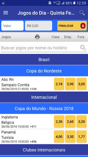 SA Esportes 4.6.1.3 Screen 1