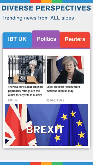 SmartNews: World News & Breaking News Stories 5.0.12 Screen 4