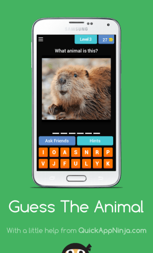 Guess The Animal 3.1.5zg Screen 3