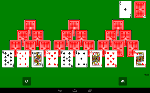Solitaire 1.1.10 Screen 3