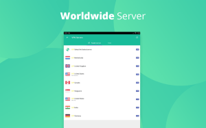 VPN Master - Free unblock Proxy VPN & security VPN 6.6.5 Screen 2