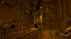 Bendy and the Ink Machine 1.0.772 Screen 2