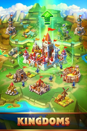 Android Lords Mobile: Kingdom Wars Screen 2