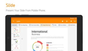Polaris Office - Free Docs, Sheets, Slides + PDF 9.0.4 Screen 6