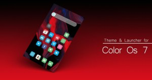 Theme for Color OS 7 1.0 Screen 4