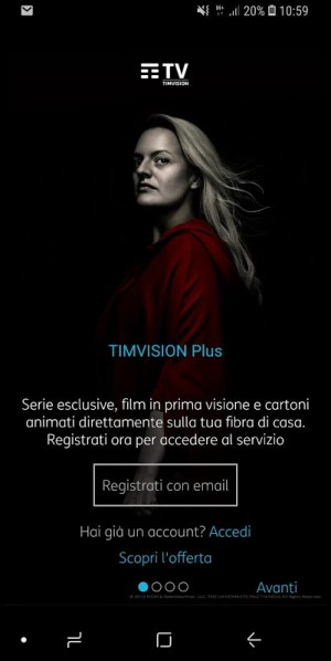 TIMVISION 10.16.6 Screen 10