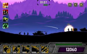 Android Dawn Wars Screen 4