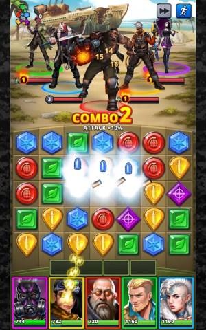 Puzzle Combat: Match-3 RPG 31.0.1 Screen 21