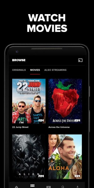 FXNOW: Movies, Shows & Live TV 5.1.1.165 Screen 9
