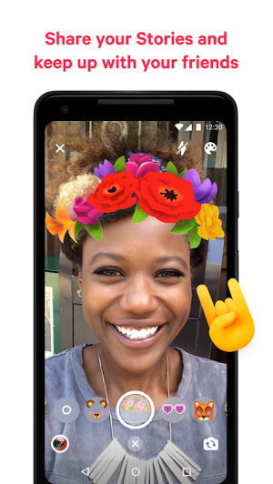 Messenger – Text and Video Chat for Free 253.0.0.17.117 Screen 6
