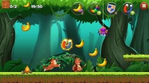 Jungle Monkey Run 1.7.5 Screen 2