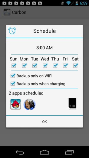 Helium - App Sync and Backup 1.1.4.6 Screen 4
