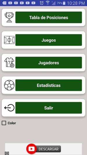 Liga Nacional Honduras 1.6 Screen 3