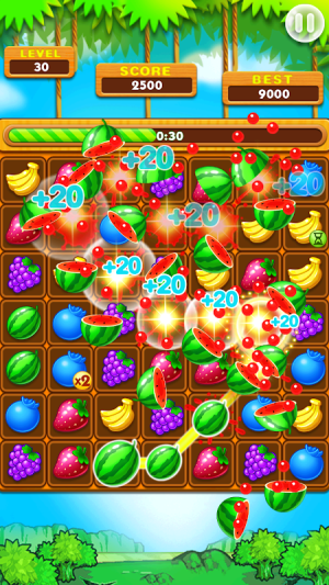Fruit Splash 10.7.03 Screen 2