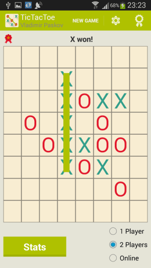 Tic Tac Toe 3.0.1 Screen 18