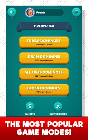 Dominoes Jogatina: Classic and Free Board Game 4.6.0 Screen 3