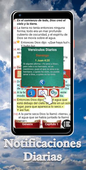 Biblia (NVI)  Nueva Versión Internacional Gratis 31.8 Screen 6