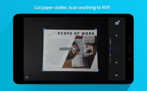 Adobe Scan: PDF Scanner, OCR 19.10.01 Screen 13