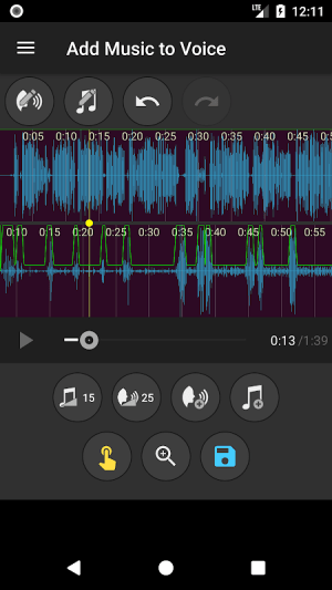 Add Music to Voice 2.0.4c Screen 4