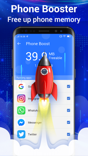 Cleaner - Phone Booster 1.7.5 Screen 9