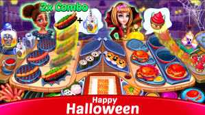Halloween Cooking: Chef Madness Fever Games Craze 1.4.0 Screen 3